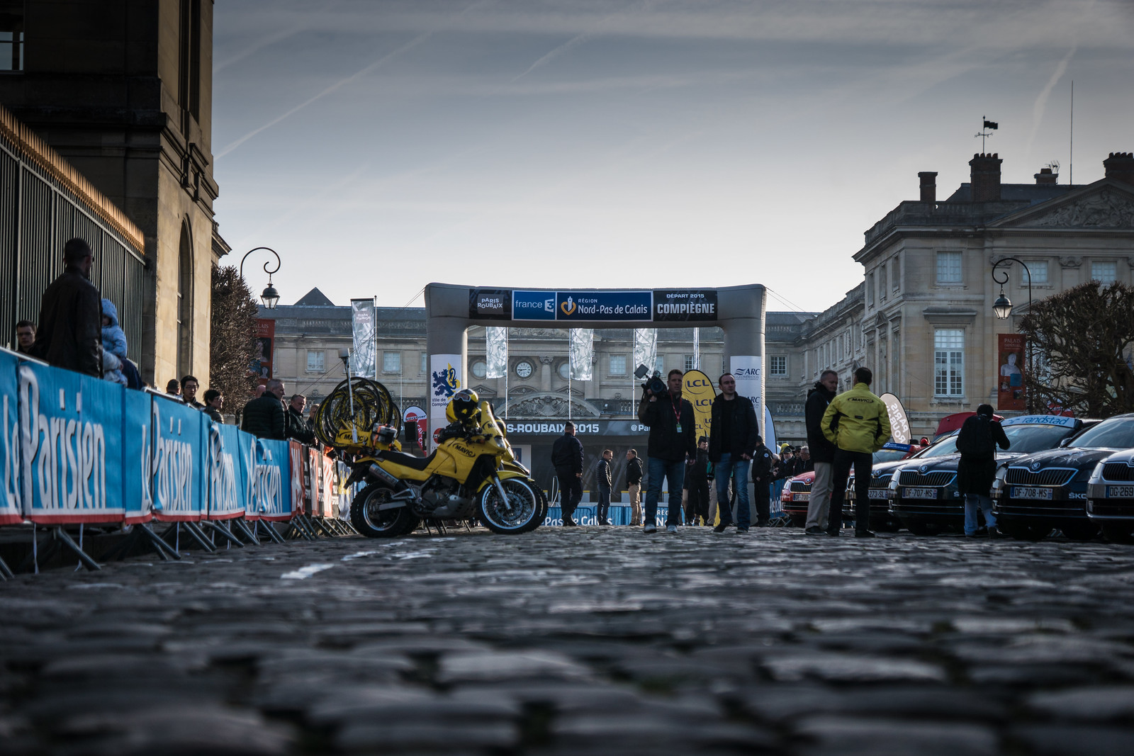 Paris Roubaix 2015-2