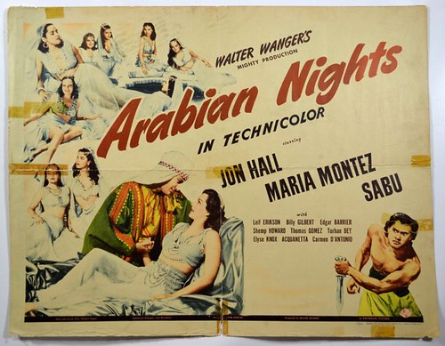 Arabian Nights - Poster 1