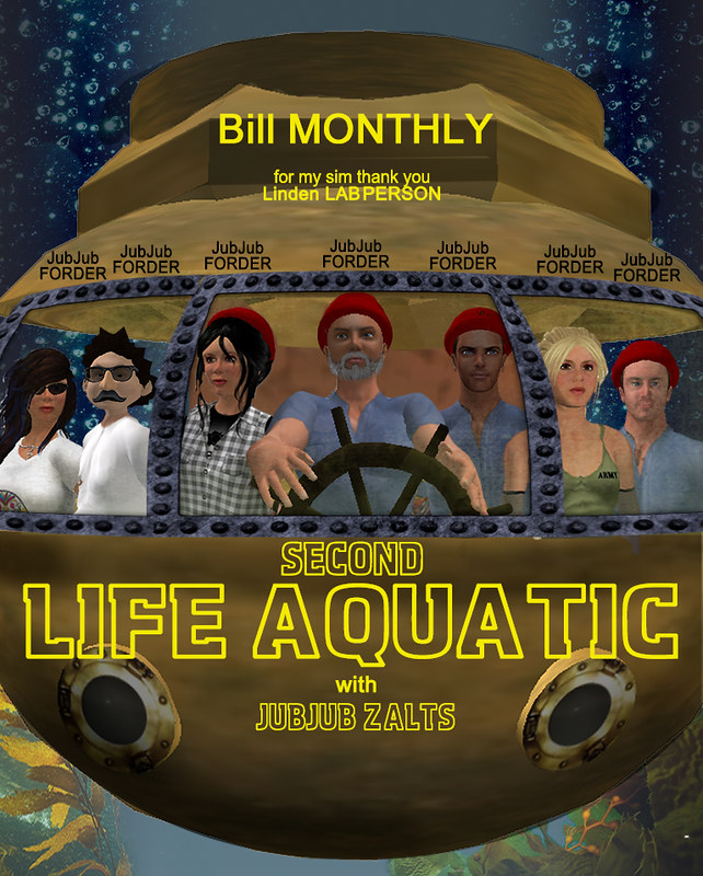 JubJubs Life Aquatic