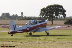 G-BWMX WG407 67 - C1 0481 - Private - De Havilland Canada DHC-1 Chipmunk 22 - Little Gransden - 070826 - Steven Gray - IMG_4261