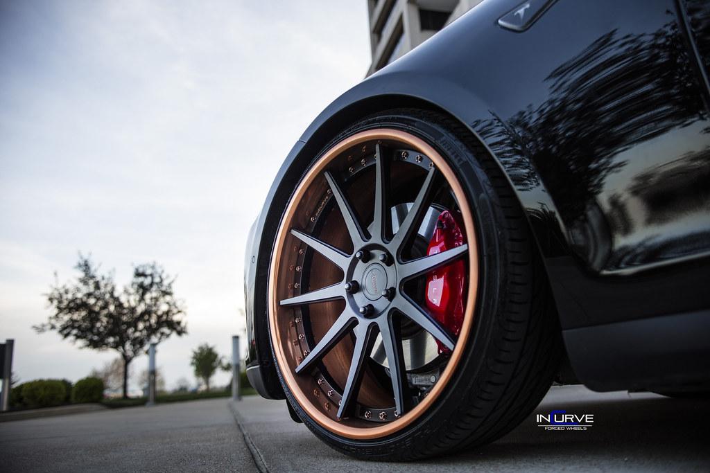 Tesla P90d | Incurve Forged FS-10