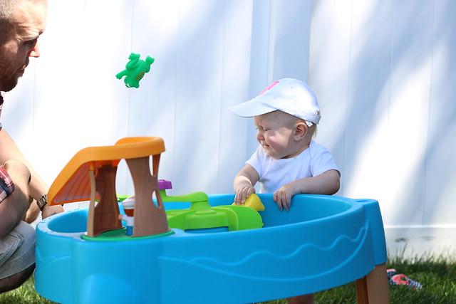 water table fun