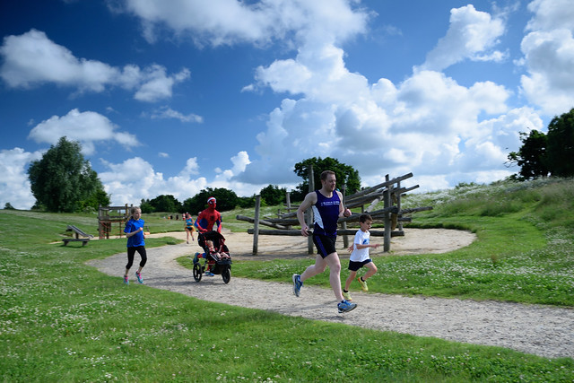 Event #107 25th June 2017 www.parkrun.org.uk/greatnotley/