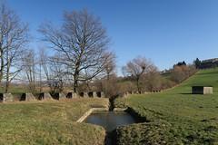 Swiss Tank barrier