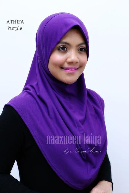 Athifa Purple