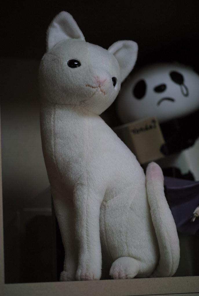 ぬいぐるみ 子猫 Kitte/土屋仁応