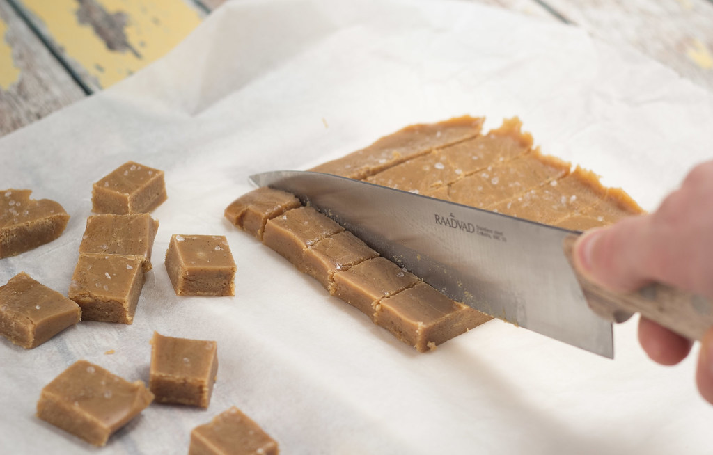 Fudge med vanilje og havsalt (8)