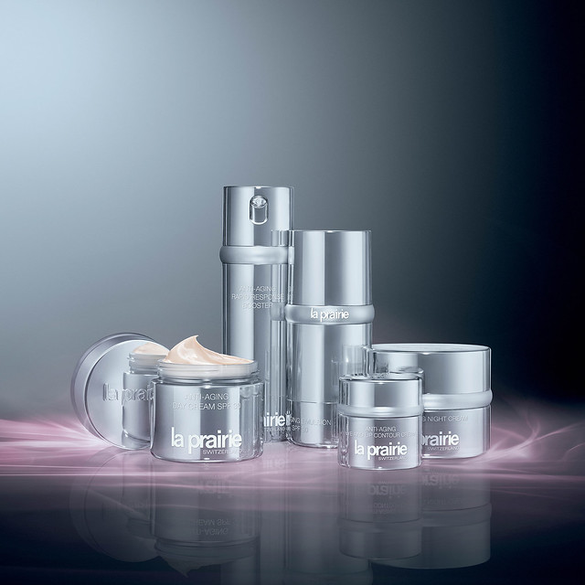 La Prairie Anti-Aging Rapid Response Booster Collection
