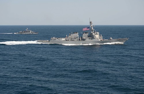 USS Lassen Promotes Maritime Security in South China Sea