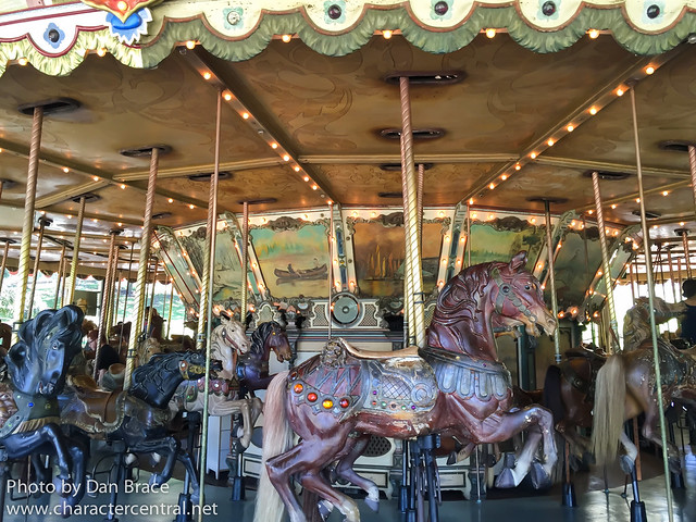 The Griffith Park Merry-Go-Round