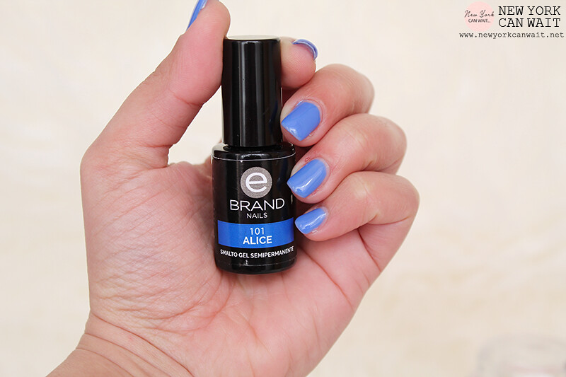 Ebrand Nails: Smalto Semipermanente 101 Alice
