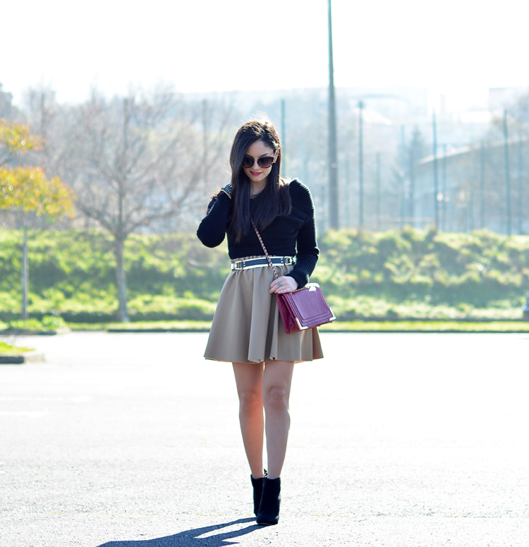 Zara_ootd_camel_chicwish_outfit_burdeos_boots_botines_05