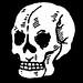 skull by jonaverill