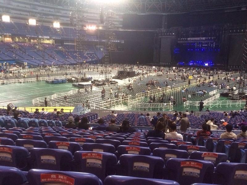 京セラドームコンサート