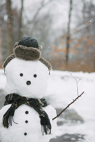 Mr. Snowman.