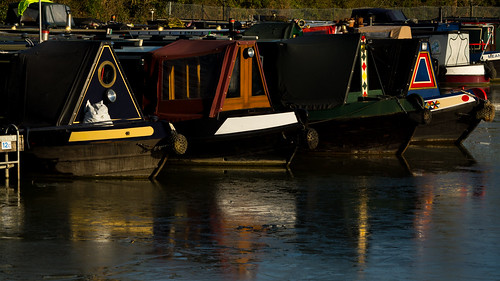 20141231-44_Braunston Marina - Narrow Boats