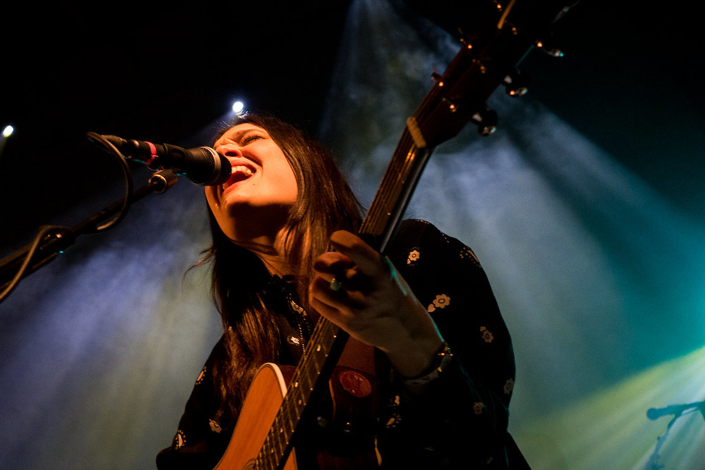 The Staves at Wilton Music Hall