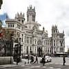 Palacio de Correos sede actual del Ayuntamiento de #madrid #megustamadrid #igersmadrid #iphone #Snapseed #instagood #igersspain