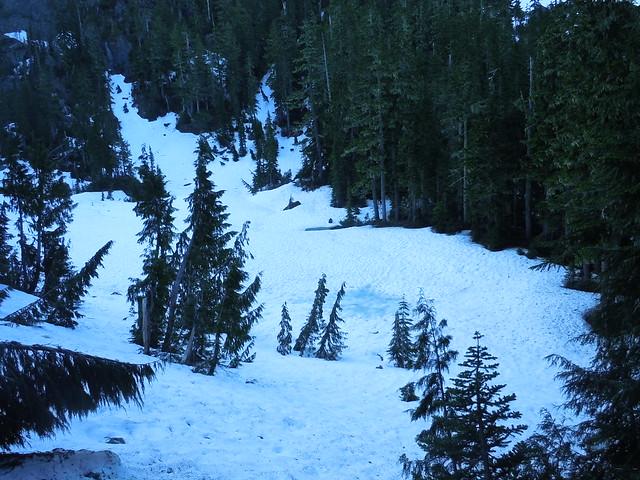 Snow Covered Tarn