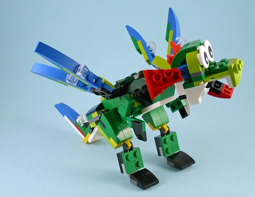LEGO Creator 31031 Rainforest Animals 53