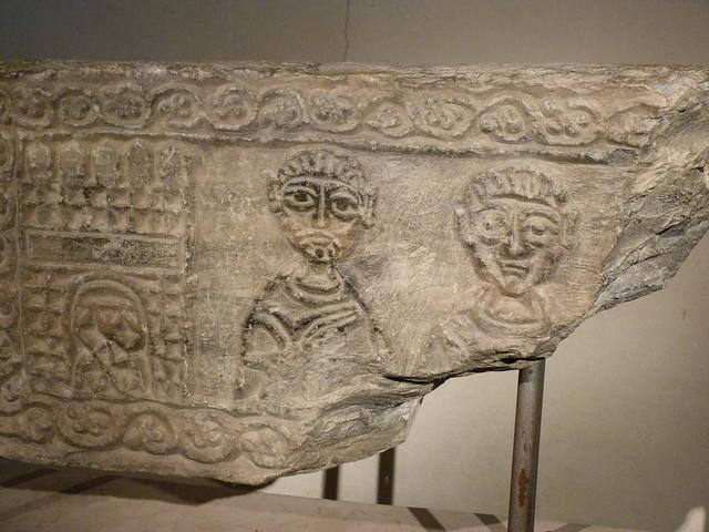 Resultado de imagen de capiteles Iglesia Mozarabe de San Cipriano
