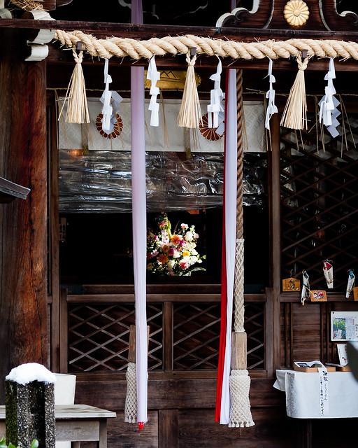20150201_504  Goryou-jinja Shrine [ Kyoto, JP ] | 京都・御靈神社(ごりょうじんじゃ)