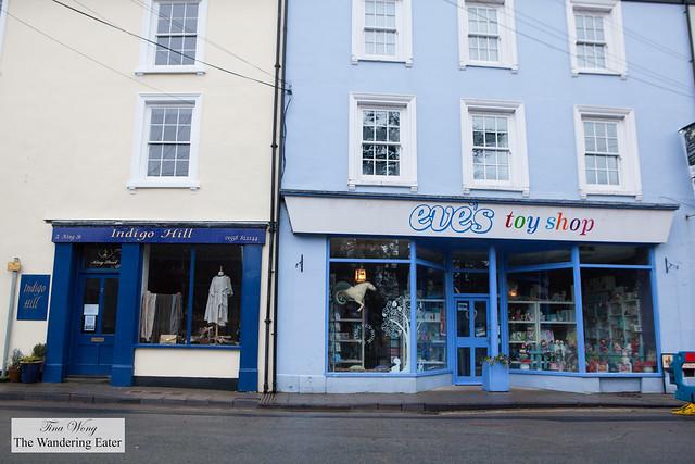 Adorable independent shops
