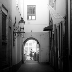 Passage in Wroclaw, Poland