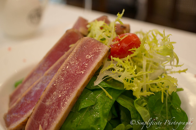 Fresh Tuna Salad : TWG Tea Salon and Boutique