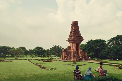 family indonesia landscape temple nikon