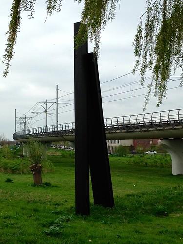 'Kunst' Zegwaartseweg Zoetermeer