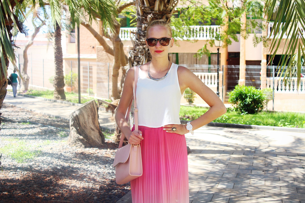 vacation outfit canary islands