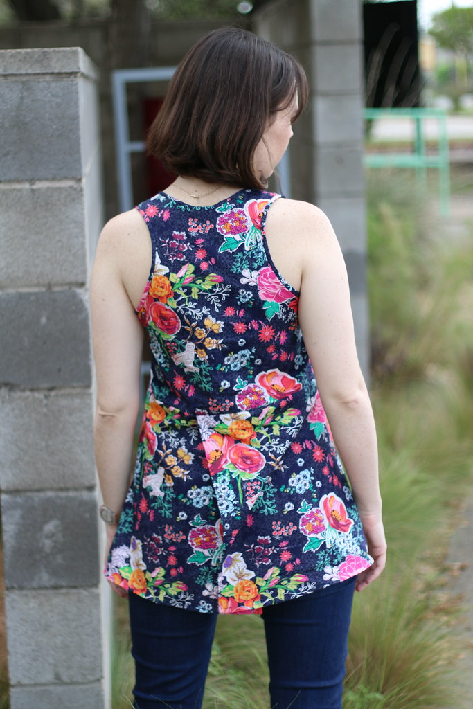 Sew Liberated Myla Tank