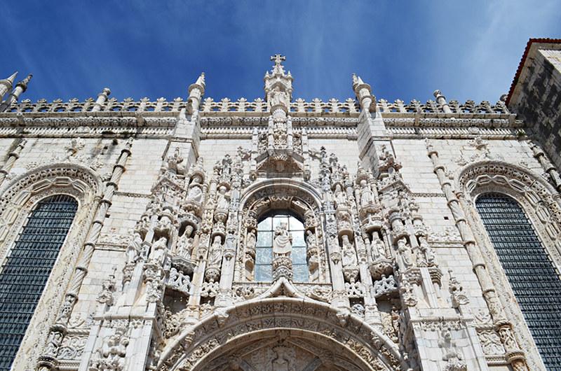 Mosteiro dos Jerónimos, gate, Belém, Lisbon, Portugal