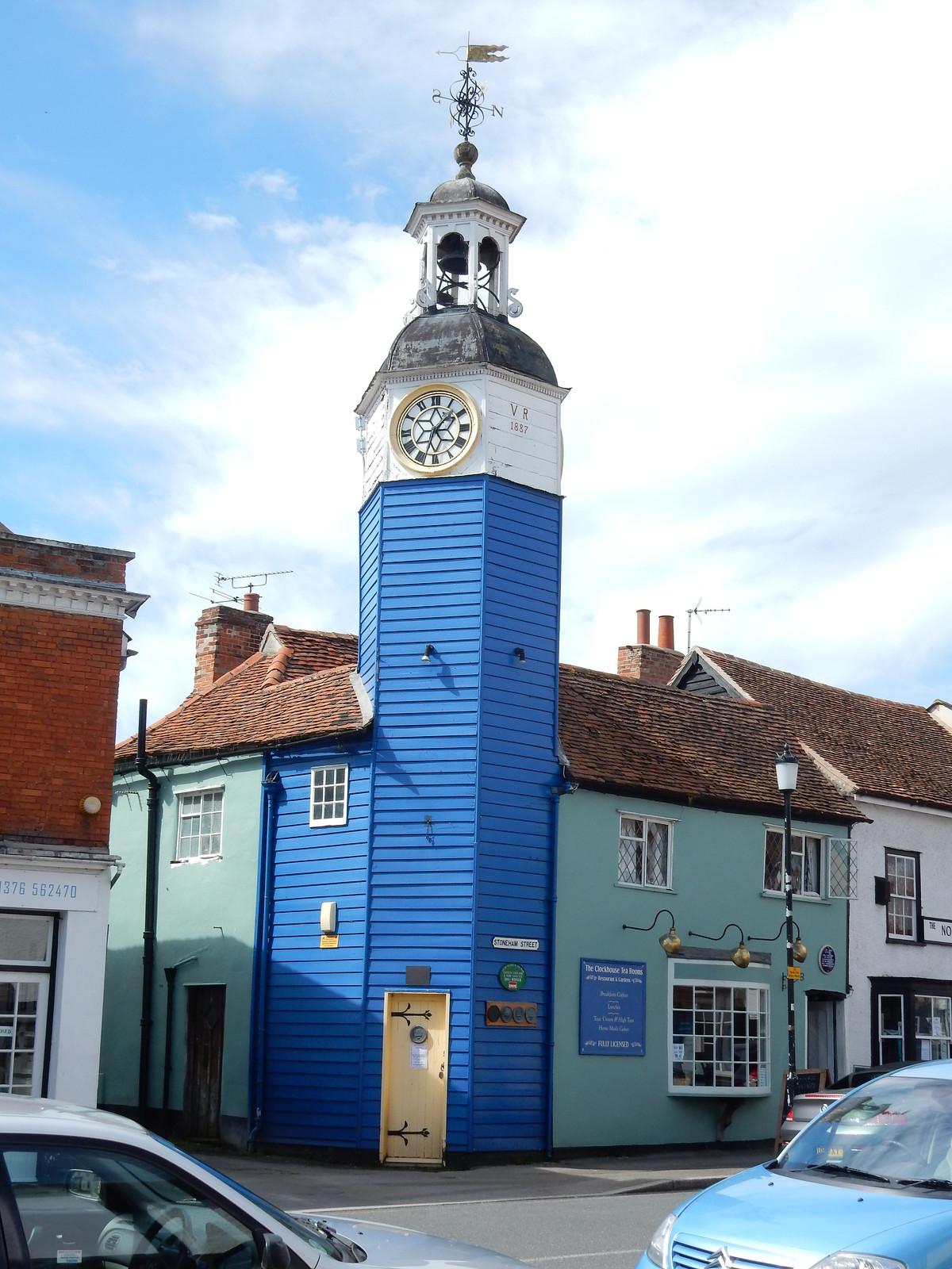 Clockhouse, Coggeshall Kelvedon Circular