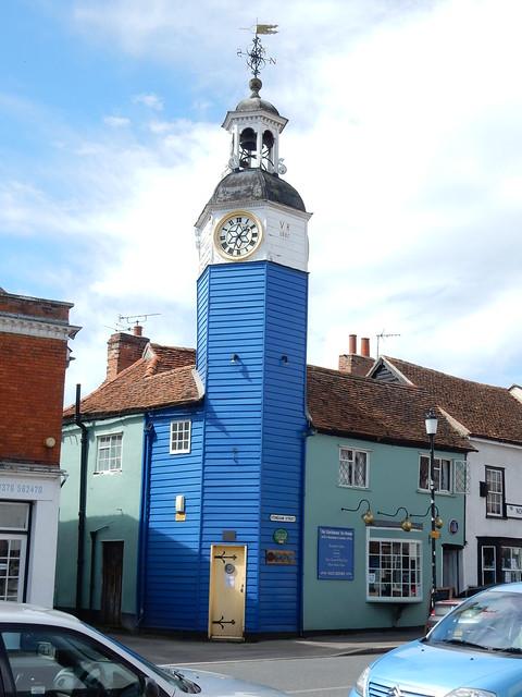 Clockhouse, Coggeshall