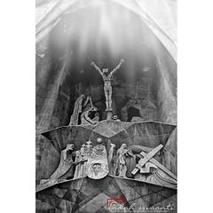#sagradafamilia #barcelona #spain #lp #travel #monochromephotography #monochrome #catholicism #catholicchurch #bnw_captures #gaudi #bnw_magazine #bwpicture #mural #blackandwhitephotography #blackandwhitephotographylovers    #indahs_monochrome #indahs_phot