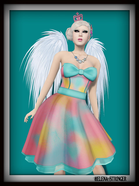 Helena Stringer - Free*Style - Pretending Innocence - 1