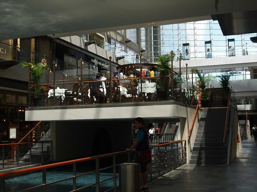 P4179013 The Shoppes at Marina Bay Sands(ザ・ショップス・アット・マリーナ・ベイ・サンズ) TWG
