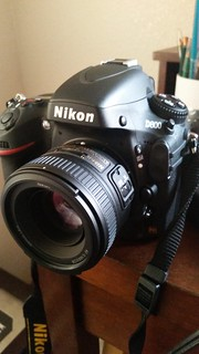What I'm working with.  Nikon d800.