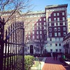 East side of campus. #columbia #gate #architecture #worklife