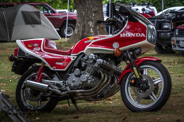 Honda CBX1000R