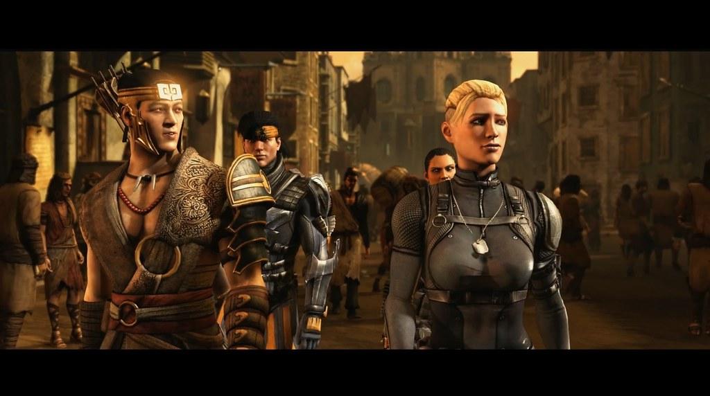 Mortal Kombat X apresenta seu primeiro personagem Gay