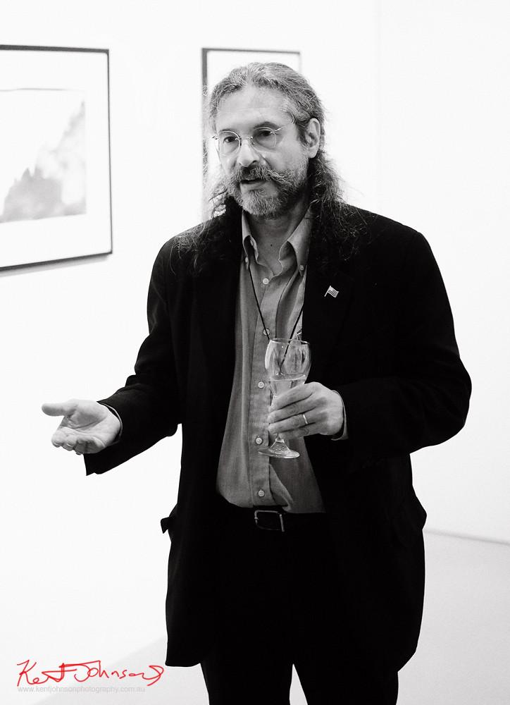 Roberto Fernández-Ibáñez.'Mountains of Uncertainty'
