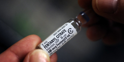 Synthetic Opiate Drug Fentanyl - A Killer thumbnail