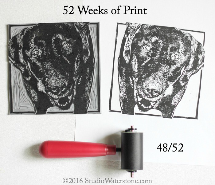 52 Weeks of Print: 48/52