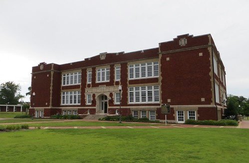 Former Three Notch School Andalusia AL