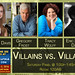 ConMediaImage_Philly2016_Villains by Genese Davis