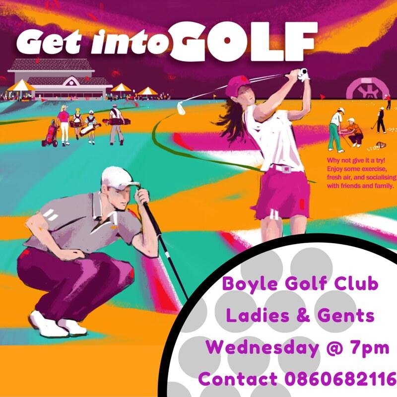 Boyle Golf Club Ladies & Gents Wednesdays @ 8pm (1)
