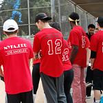 Co-Ed Softball Game Burbank 06/12/16